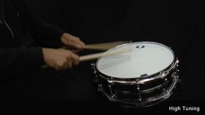 Ludwig LW5514C 14x5,5 Black Magic Snare Drum