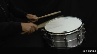 Yamaha New Recording Custom 14x6,5 Aluminium Snare