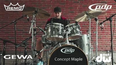 PDP CM6 Concept Maple Serie