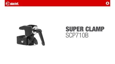 Adam Hall SCP710B Super Clamp