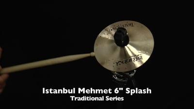 Istanbul Mehmet 6 Splash Traditional Serie