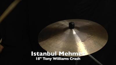 Istanbul Mehmet 18 Tony Williams Crash