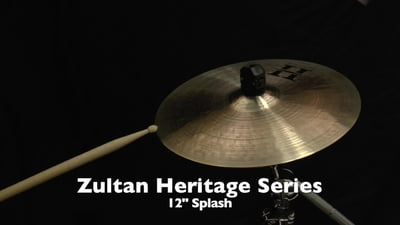 Zultan 12 Heritage Splash