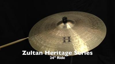 Zildjian 24 K-Serie Light Ride