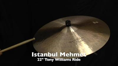 Istanbul Mehmet 22 Tony Williams Ride