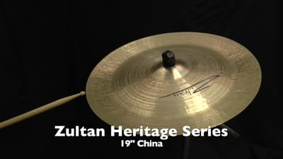 Zultan 19 Heritage China