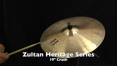 Zultan 19 Heritage Crash