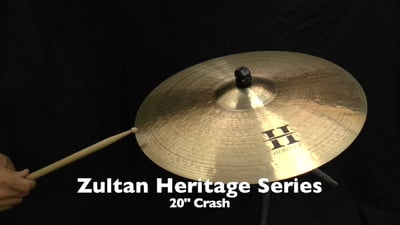 Zultan 20 Heritage Crash