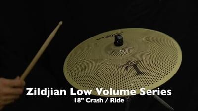 Zildjian 18 Low Volume Crash / Ride
