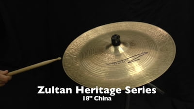 Zultan 18 Heritage China