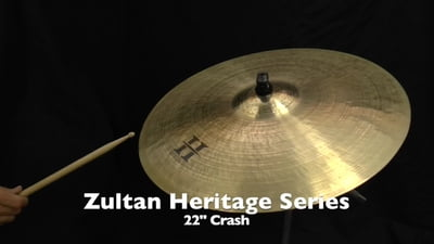 Zultan 22 Heritage Crash
