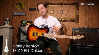 Harley Benton TE-90