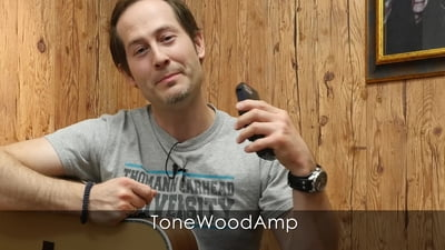 ToneWoodAmp - Acoustic Guitar Effects
