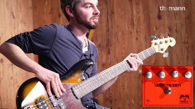 Palmer Uebertreiber Bass Drive Pedal
