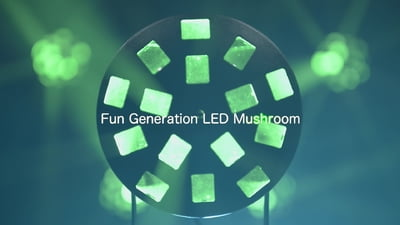 Fun Generation LED Mushroom IR