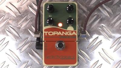 Catalinbread Topanga Reverb