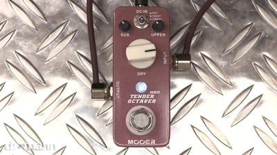 Mooer Tender Octaver MKII Percise Octave Pedal