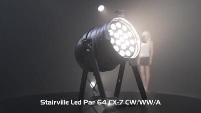 Stairville Led Par 64 CX-7