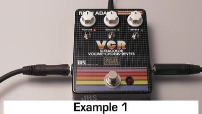 JHS Pedals VCR Ryan Adams