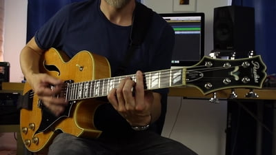 Peerless Guitars Gigmaster Jazz