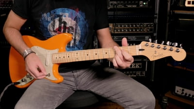 Fender Duo-Sonic MN