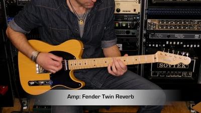 Fender American Original 50 Tele