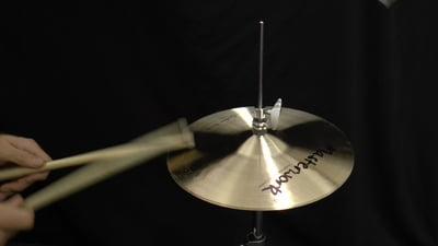 Masterwork Custom Serie 12 Hi-Hat