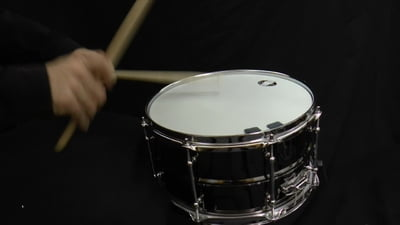 Ludwig LW0713C 13x07 Black Magic