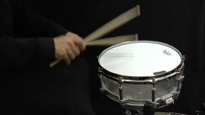 Pearl 14x05 Crystal Beat Freefloating Snare