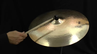 Sabian 22 HH Remastered Thin Crash