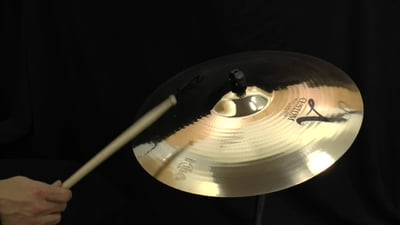 Zildjian A-CUSTOM 20 Ride Projection