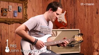 PRS John Mayer Silver Sky