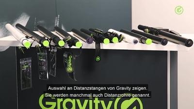 Gravity SP Speaker Stand