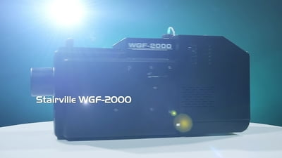 Stairville WGF-2000 Water Ground Fog 2000