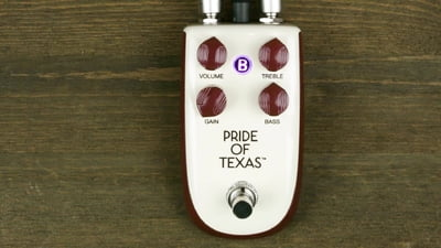 Danelectro Billionaire Pride of Texas