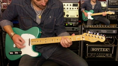 Fender American Pro Telecaster Ash