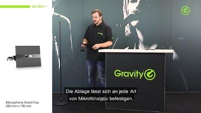 Gravity MA Tray 1