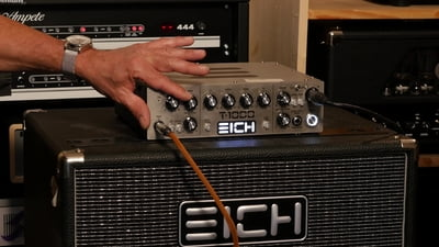 Eich Amplification T1000 Head
