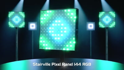 Stairville Pixel Panel 144 RGB