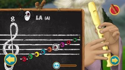 Classplash Flute Master App