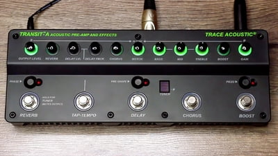 Trace Elliot Multipedal TRANSIT-A