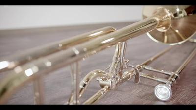 Bach 42BOF Bb/F-Tenorposaune