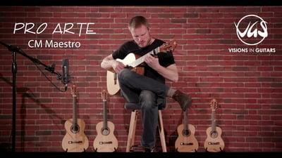 VGS PRO ARTE CM Maestro