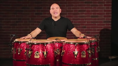 Latin Percussion 11 Galaxy Fausto Cuevas