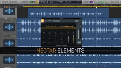 iZotope Nectar Elements