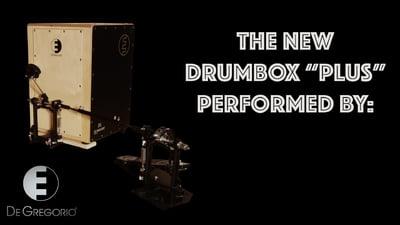 DG De Gregorio Drumbox Plus
