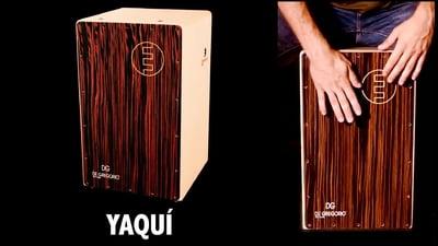 Dg De Gregorio Cajon Modell Yaqui