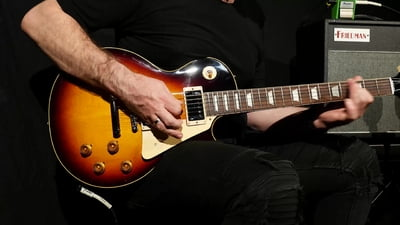 Gibson Les Paul Standard 1958 Faded Tobacco