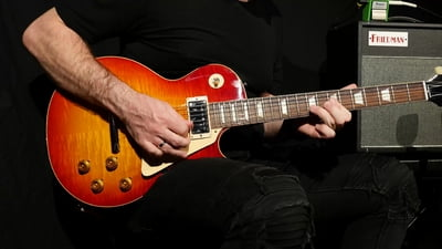 Gibson Les Paul Standard 1959 Washed Cherry