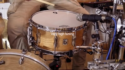 British Drum Company 14x6,5 Big Softy